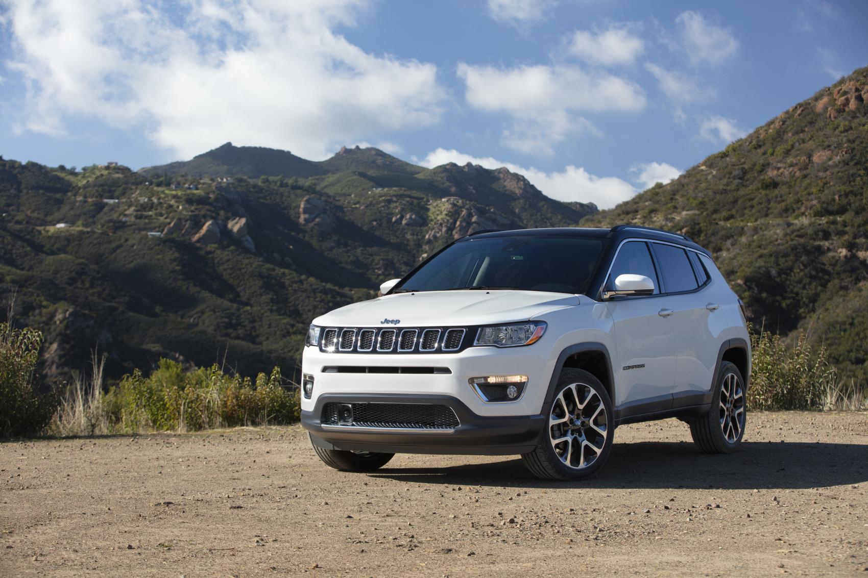 2021 Jeep Compass White Mountains C. Harper CDJR