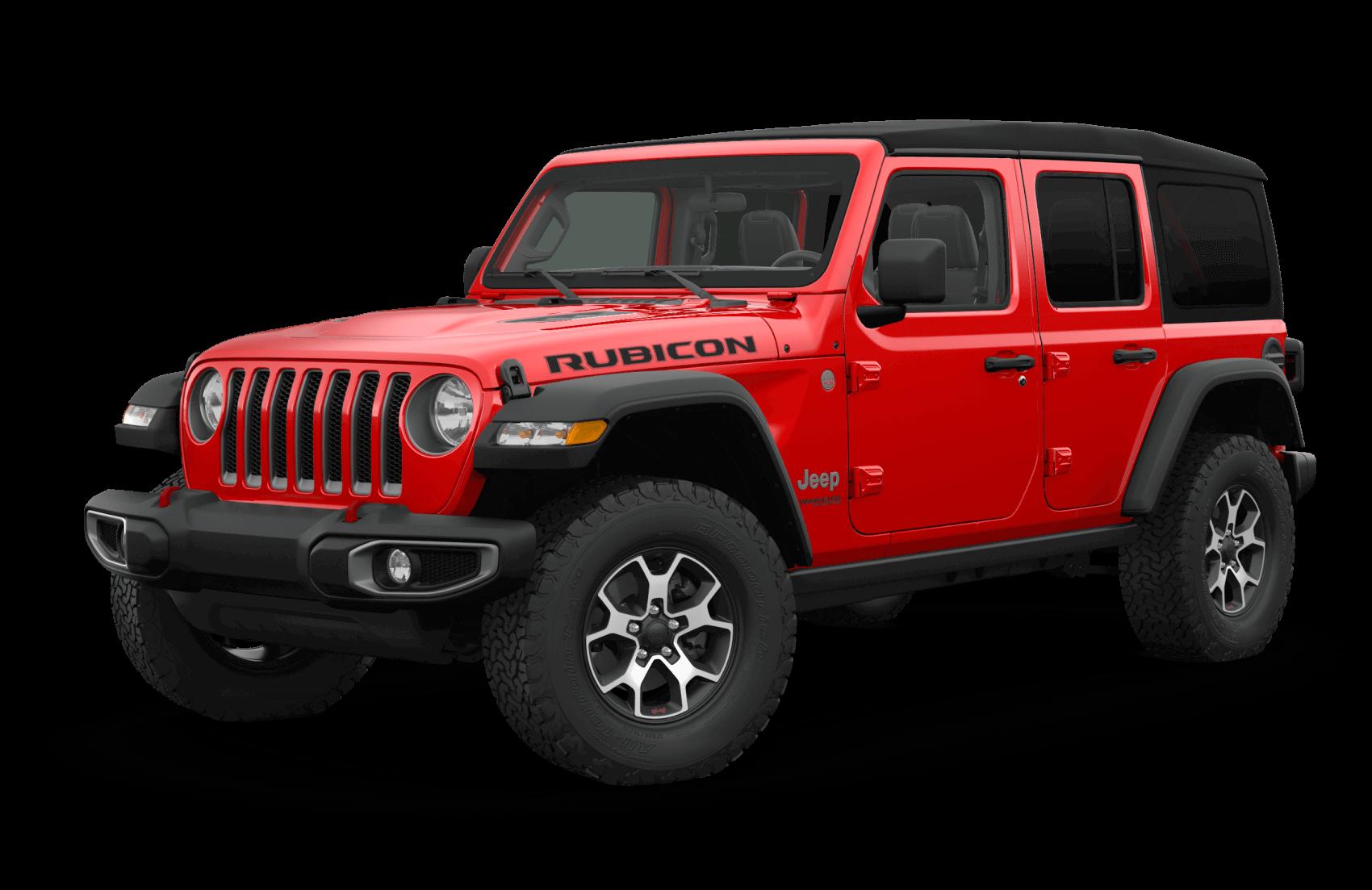 2021 Jeep Wrangler Red C. Harper CDJR