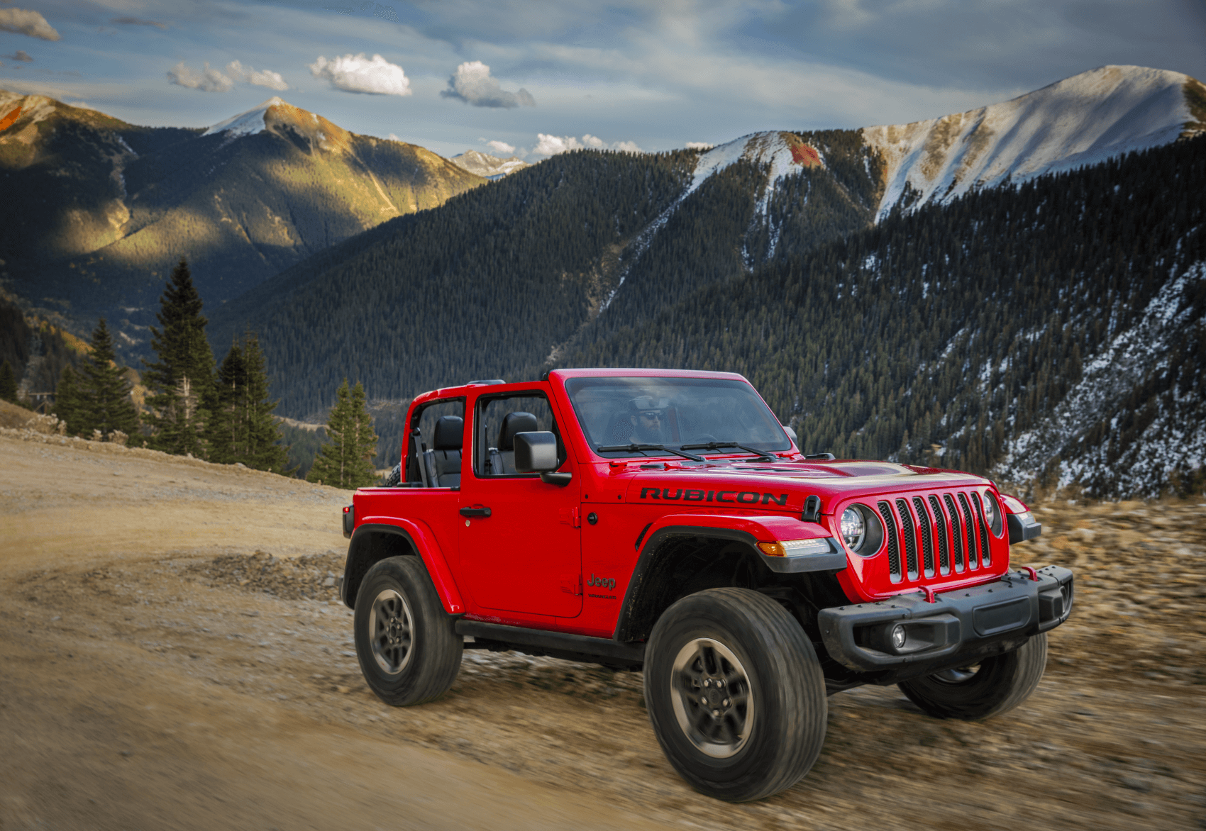 2021 Jeep Wrangler Red Mountain Road C. Harper CDJR