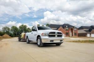 2021 Ram 1500 DS Tradesman Bright White