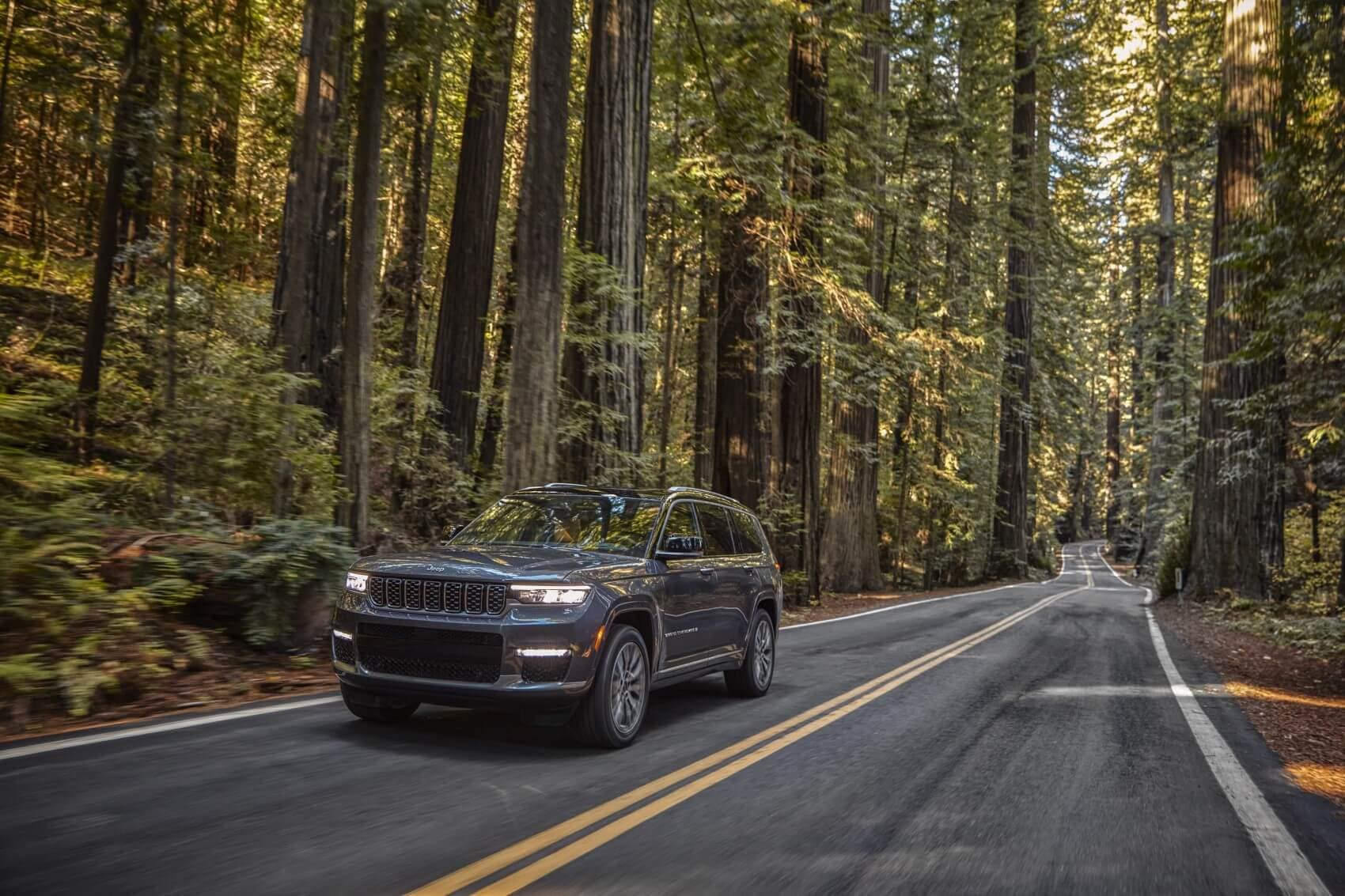 Jeep Grand Cherokee L Review
