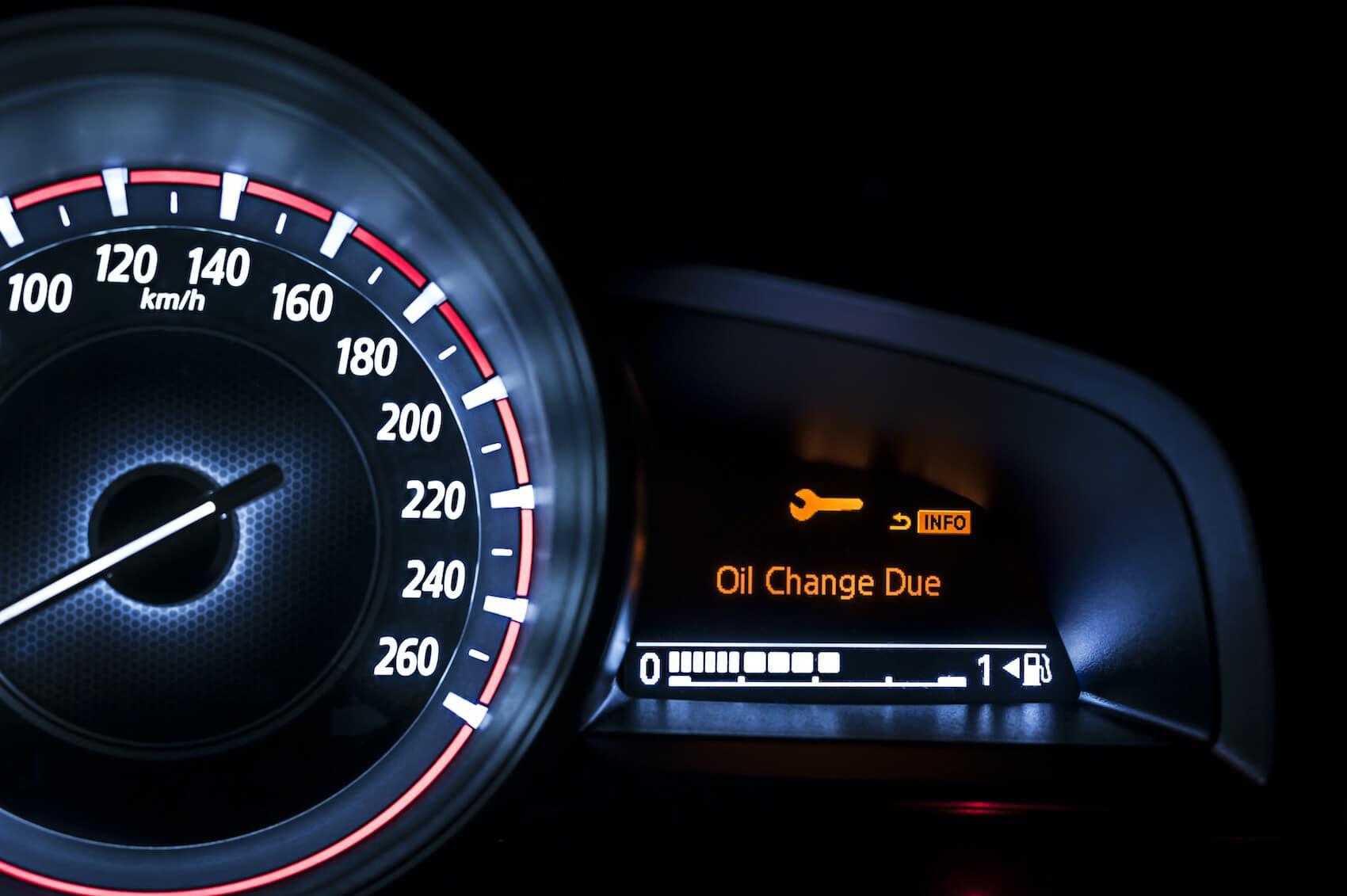 When to Schedule Oil Change