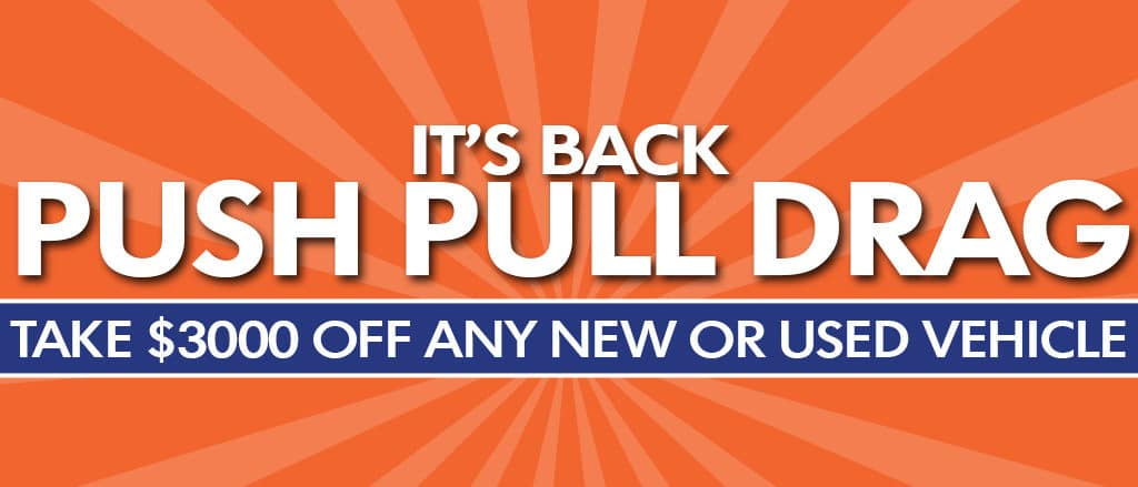 Push Pull Drag is BACK at Chilliwack Volkswagen!