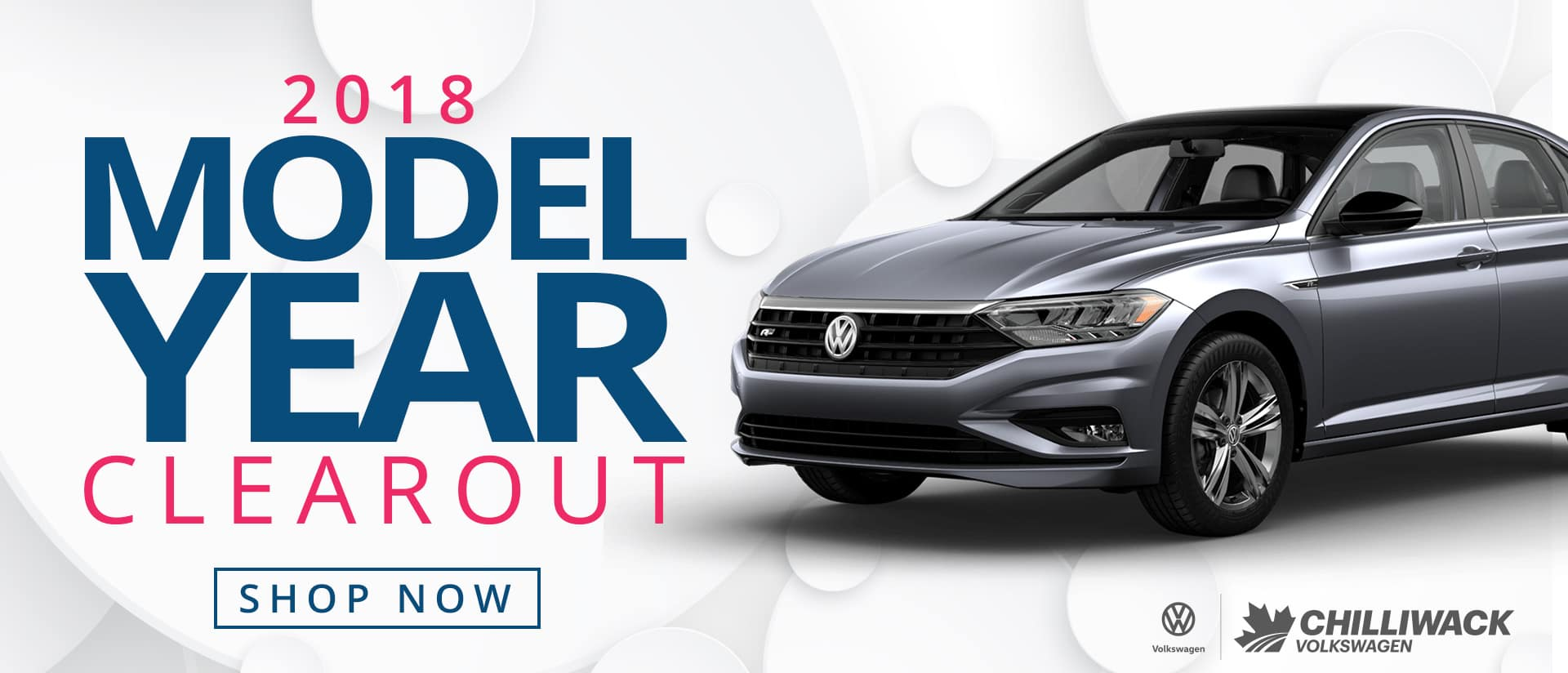 Save on remaining 2018 inventory at Chilliwack Volkswagen!