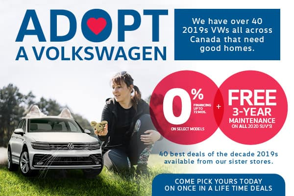 Adopt a VW