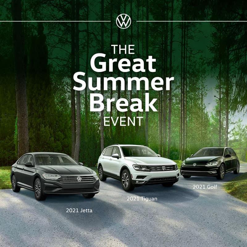 Great Summer Break