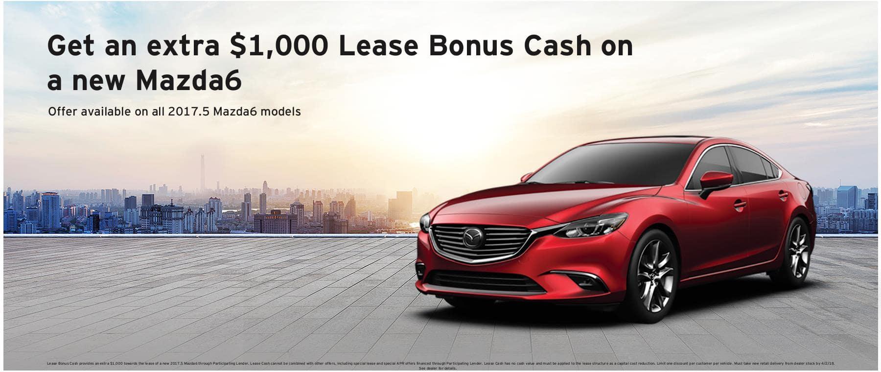 Mazda March Offer