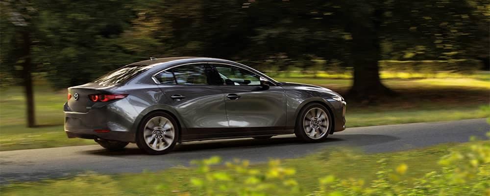 Mazda3 Driving