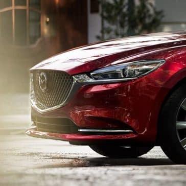 2019 Mazda6 Grill