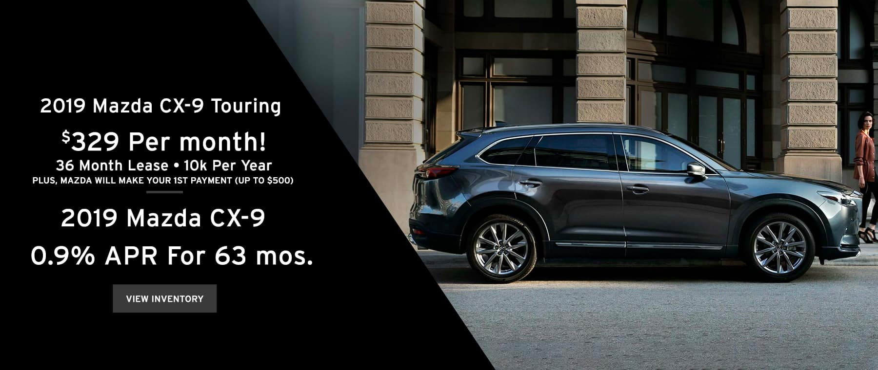 New Mazda CX-9 Offers at Cooley Mazda
