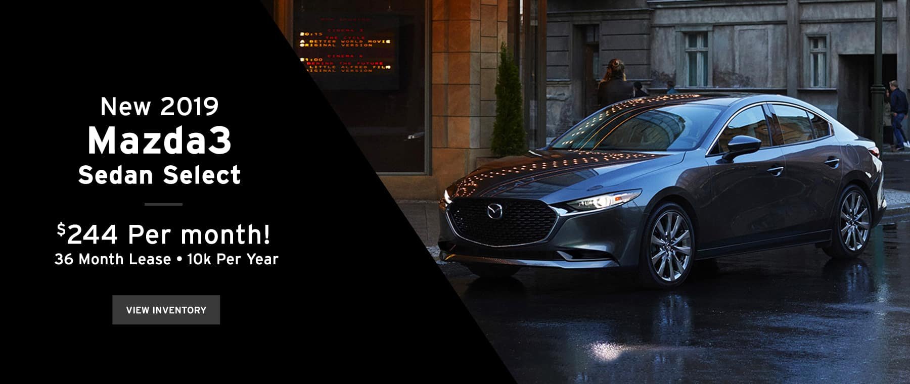 New Mazda3 Offers At Cooley Mazda