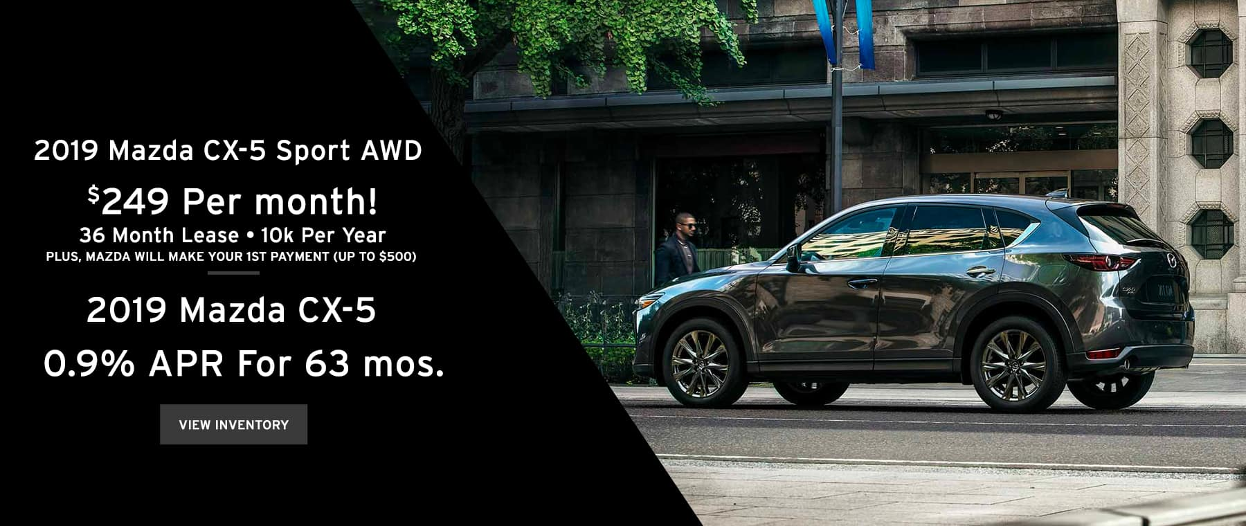 New Mazda CX-5 Offer At Cooley Mazda