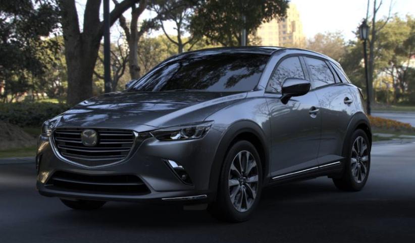 New 2019 Mazda CX-3 Touring AWD 4D Sport Utility