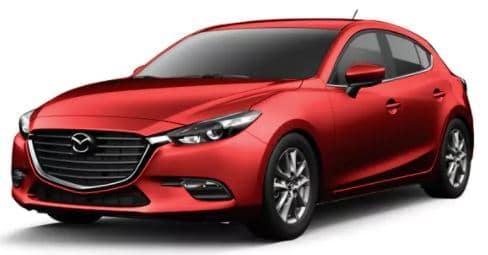 New 2019 Mazda3 Base Base FWD 4D Hatchback