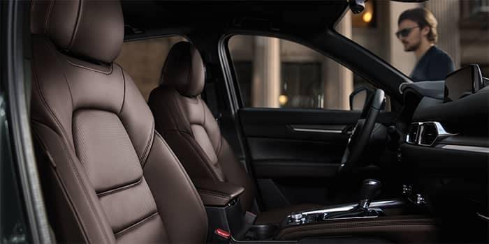 Mazda CX-5 Interior Front Seating