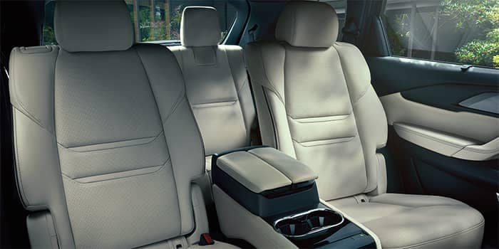 Mazda CX-9 Interior Seating