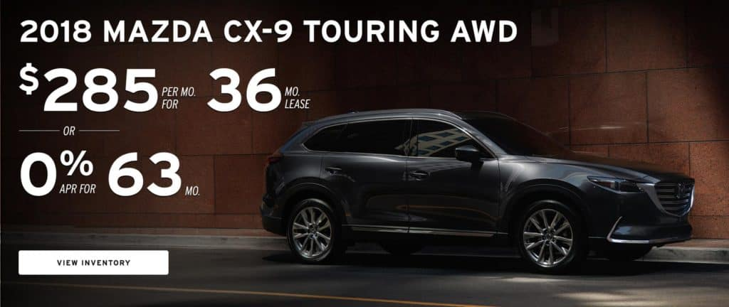 Lease Special - CX-9