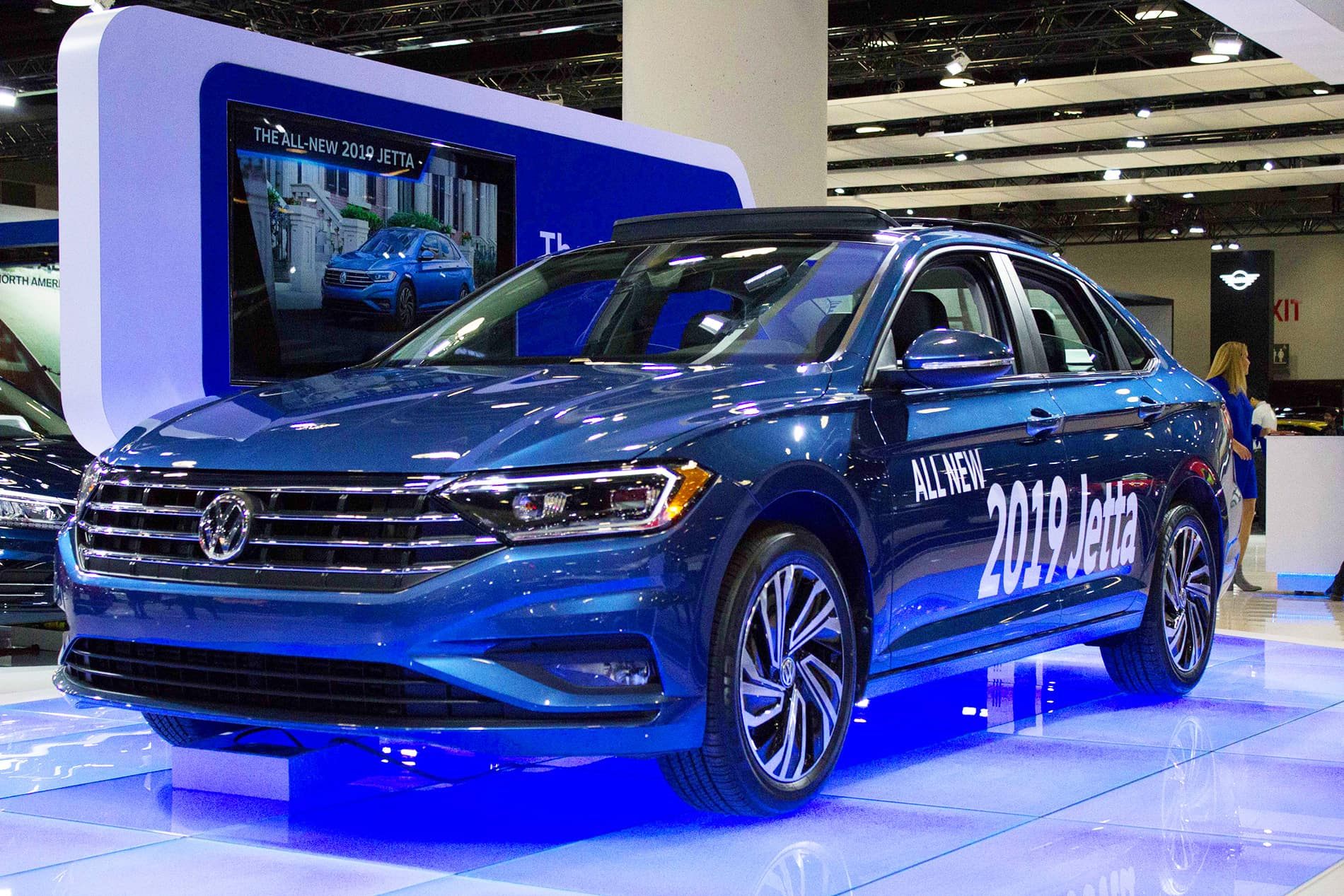 Cowell Volkswagen At The Vancouver International Auto Show - Car show vancouver 2018