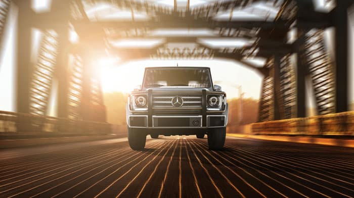 Top 10 G Class Moments Ten Years Of The G Class