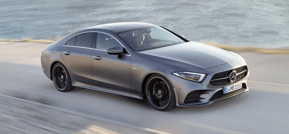 Meet The New Mercedes Benz Cls Downtown La Motors