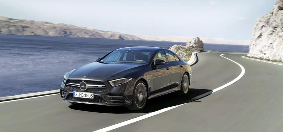 Mercedes Amg 53 Series Models Of The Cls E Class Coupe And E Class Cabriolet