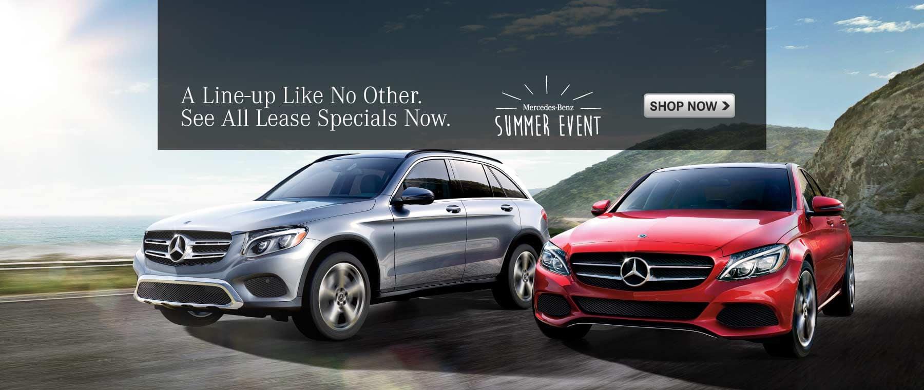 Mercedes Benz Summer Event