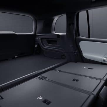 2020 MB GLB Interior Space