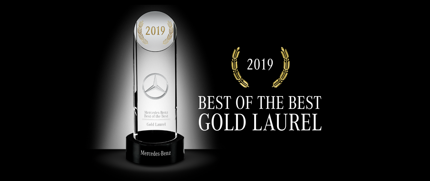 Gold Laurel Best of the Best