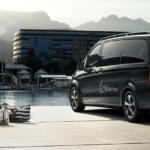 2020 Mercedes-Benz Metris configuration with open cargo area