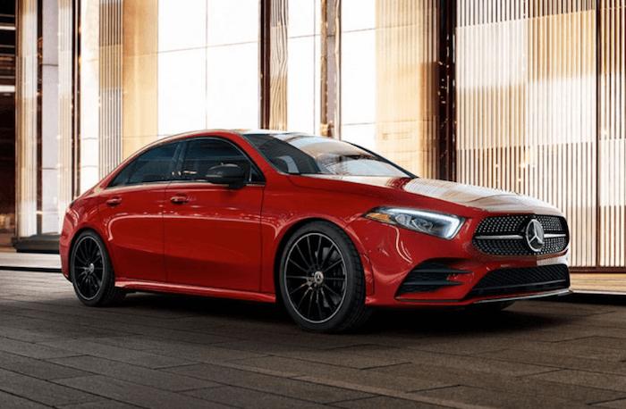 2020 Mercedes-Benz Lineup & Price List | Cars, SUVs, Vans ...