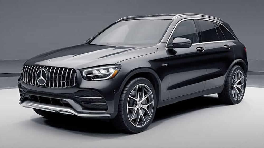 2020 AMG GLC Color banner