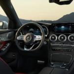 2021 Mercedes-Benz GLC Dashboard Banner