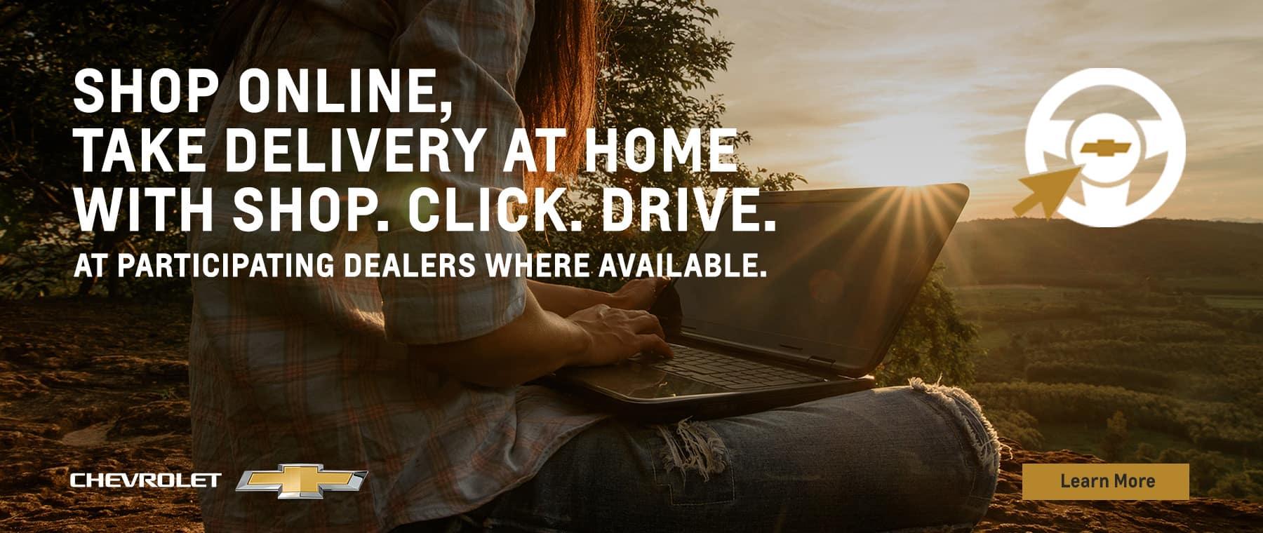 shop click dirve