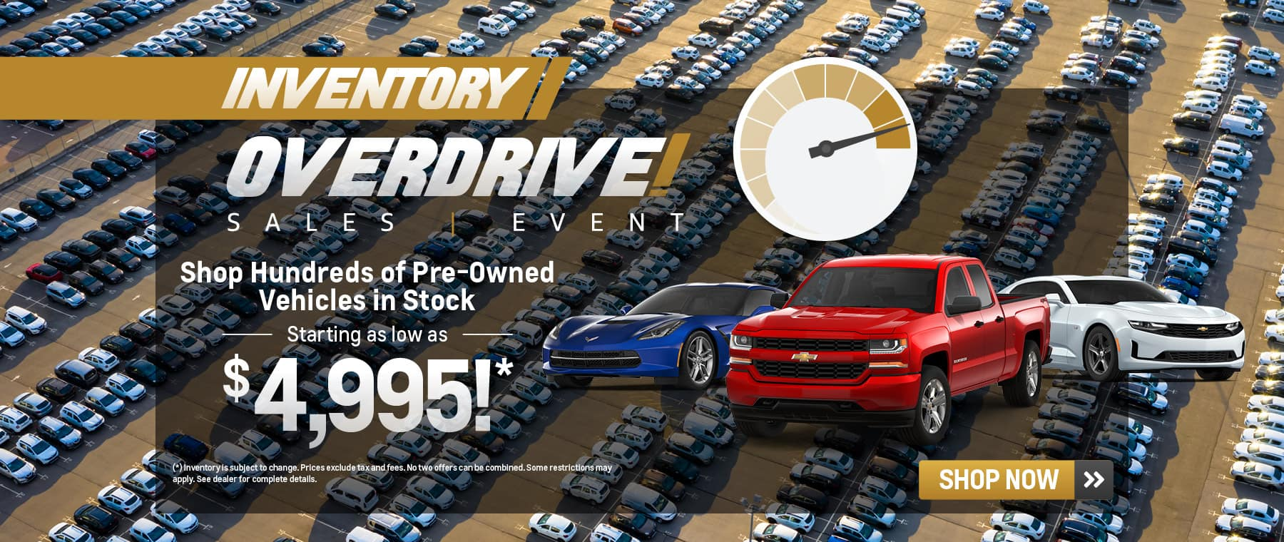 overdrive preowned