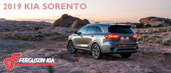 2019 Kia Soul: Coming Redesigned And Possibly With The All-wheel Drive >> 2019 Kia Sorento Refreshed And Ready Oklahoma Ferguson Kia