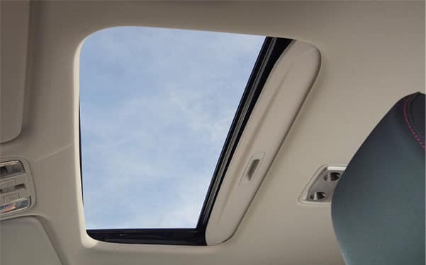 2020 Kia Soul Interior Moonroof
