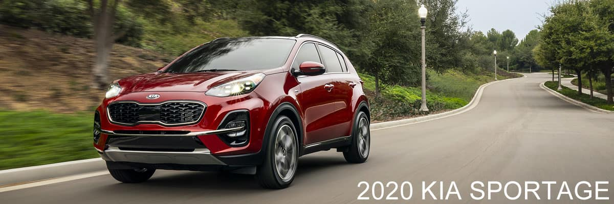 The All New 2020 Kia Sportage Kia Dealership Near Tulsa Ok