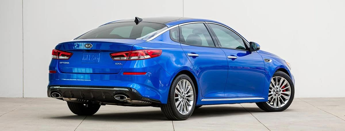 2019 Kia Optima Specs & Safety