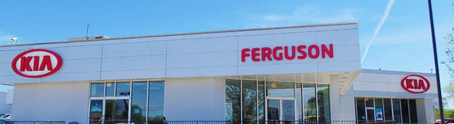 Ferguson Kia Awards and Accolades