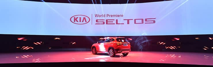 2020 Kia Seltos Premiere