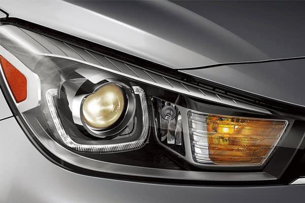 2020 Kia Rio Headlight