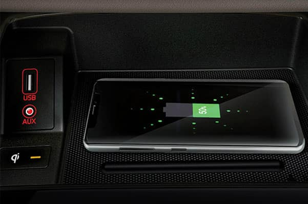 2020 Kia Sedona Phone Charger
