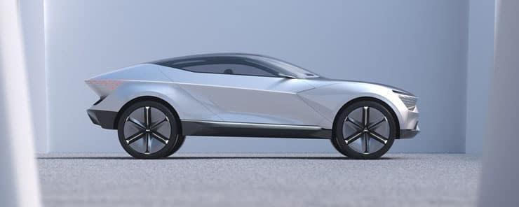 Kia Futuron SUV Concept