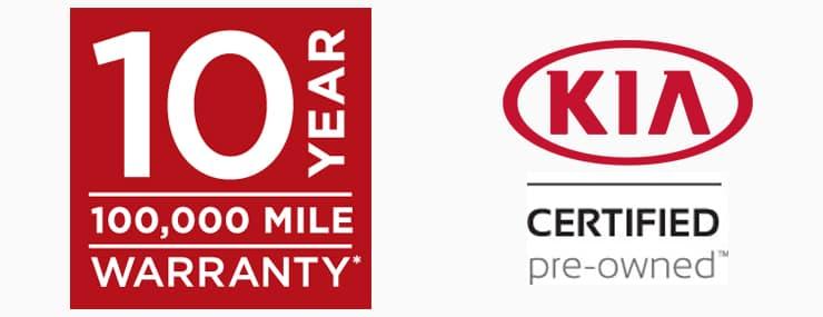 Kia Certified Pre-Owned Program