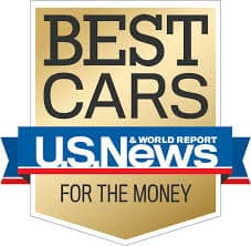 US News & World Report Best Cars for the Money