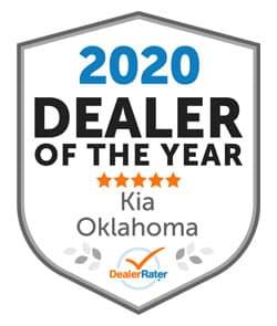 2020 Oklahoma Kia Dealer Of The Year