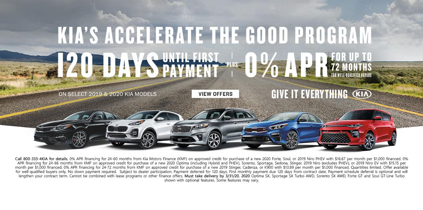 Kia Good Program