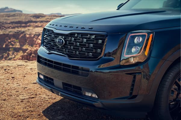 2021 Kia Telluride Nightfall Black