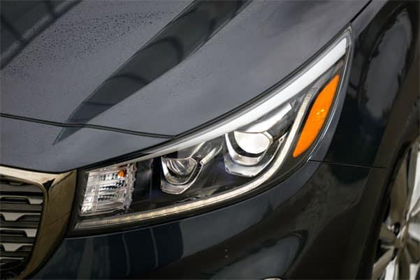 2021 Kia Sedona Headlight