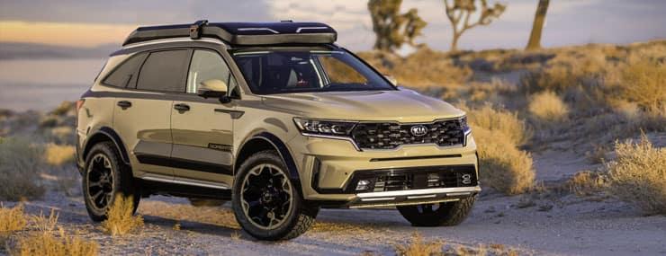 Kia Sorento Zion Edition Concept SUV